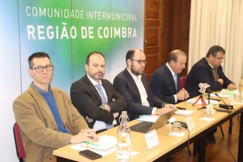 Projeto de Coimbra cria regras contra risco e efeitos do fogo florestal em zona industrial