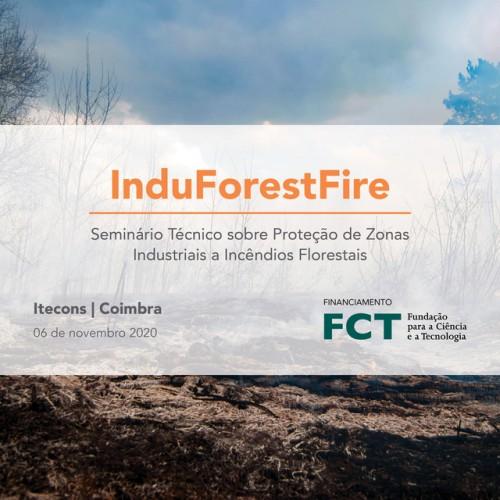 Projeto InduForestFire realizará Webinar